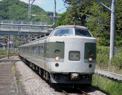 長ナノ189系N102編成(回9458M)(2013年5月3日・鳥沢駅)