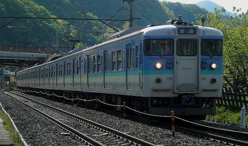 長ナノ115系C3編成(2013年5月3日・梁川~鳥沢間)