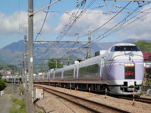 長モトE351系S24編成ほか(2013年5月3日・梁川~鳥沢間)