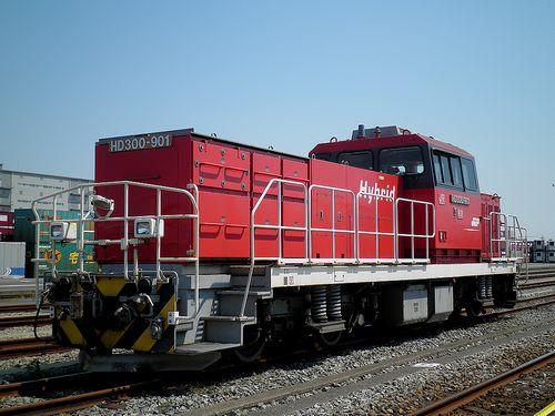HD300-901(東京貨物ターミナル駅・2013年5月5日)2