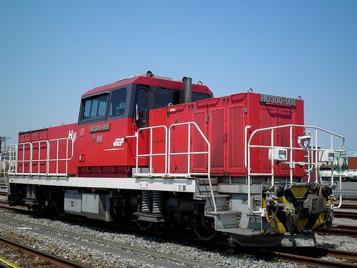 HD300-901(東京貨物ターミナル駅・2013年5月5日)1
