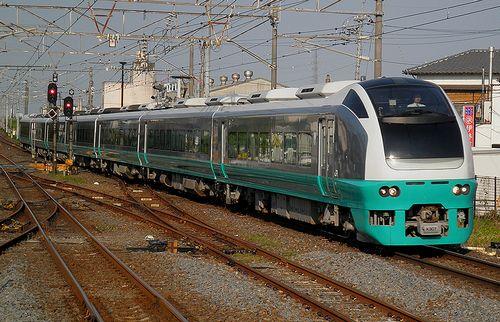 水カツE653系K307編成・特急「フレッシュひたち92号」(2013年5月5日・藤代駅)1