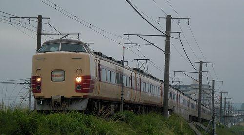 宮オオ183系H81編成(横浜線中山~十日市場間・2013年5月11日)