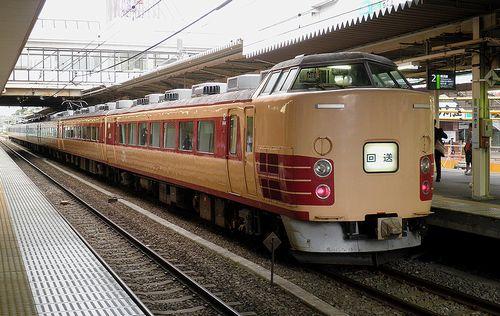 宮オオ183系H81編成(横浜線中山駅・2013年5月11日)