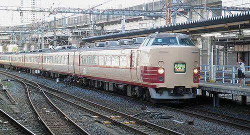 宮オオ183系「OM 101」編成(2013年5月15日・大宮駅)