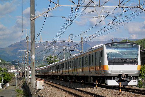 八トタE233系H45編成(2013年5月3日・梁川~鳥沢間)