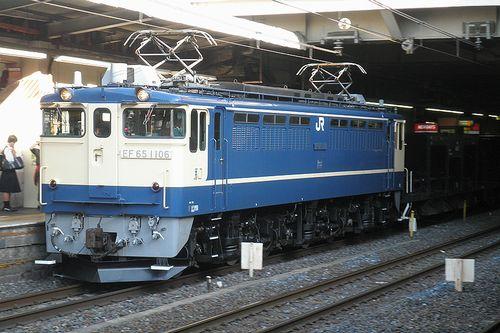 EF65 1106[田](2013年5月15日・大宮駅)