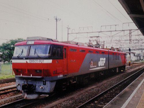 EH500-901[仙](2005年7月23日・黒磯駅)