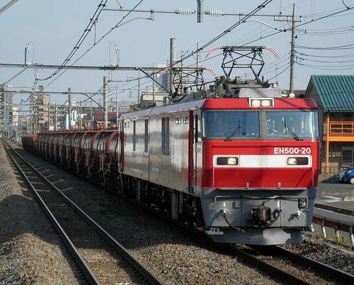 EH500-20[仙](2013年5月15日・北上尾駅)