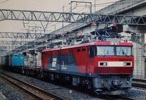 EH500-12[仙](2002年6月・東十条~赤羽間)