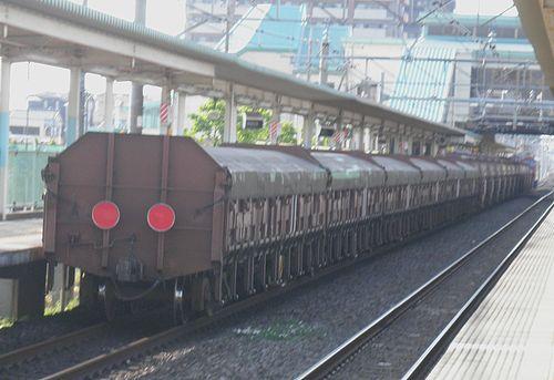 トキ25000形(東邦亜鉛)(2013年5月15日・北上尾駅)2