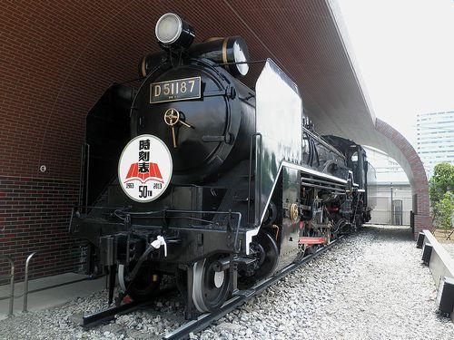D51 187(JR大宮総車セ、2013年5月25日)