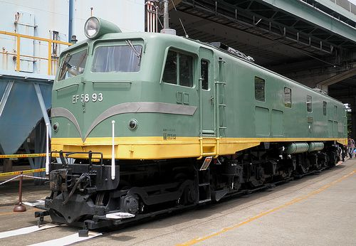 EF58 93(JR大宮総車セ、2013年5月25日)