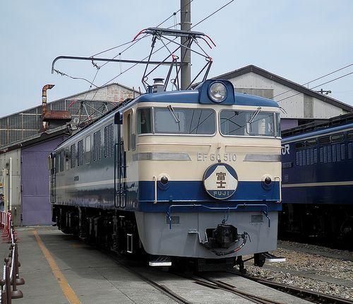 EF60 510(JR大宮総車セ、2013年5月25日)