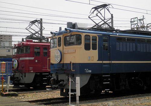 EF65 1115(JR大宮総車セ、2013年5月25日)2