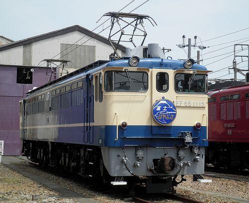 EF65 1115(JR大宮総車セ、2013年5月25日)