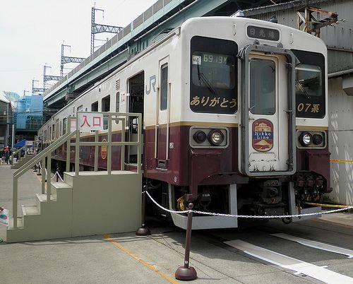 宮ヤマ107系「N4」編成(JR大宮総車セ、2013年5月25日)