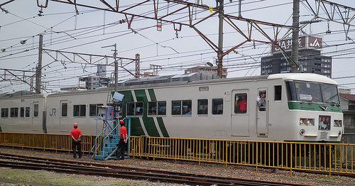 宮オオ185系「C1」編成(JR大宮総車セ、2013年5月25日)2