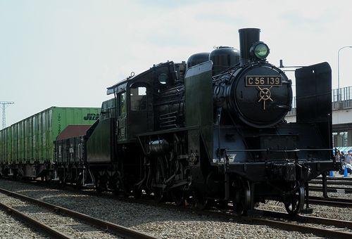 C56 139(神奈川臨海鉄道・横浜本牧駅、2013年5月26日)4