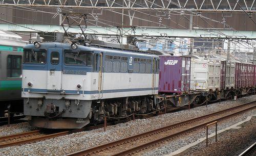 EF65 2050[新](2013年6月7日・馬橋駅)