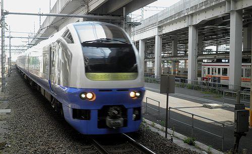 水カツE653系K308編成(2013年6月5日・北千住駅)