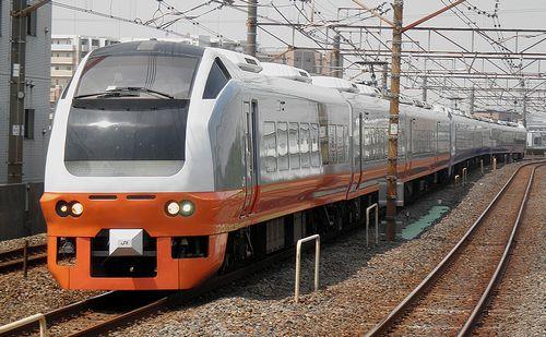 水カツE653系K353+K308編成(2013年6月5日・亀有駅)