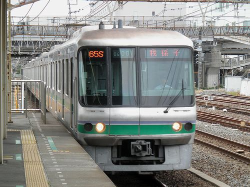 東京メトロ06系(2013年6月7日・馬橋駅)
