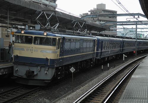 EF65 501[高](2012年9月1日・赤羽駅)
