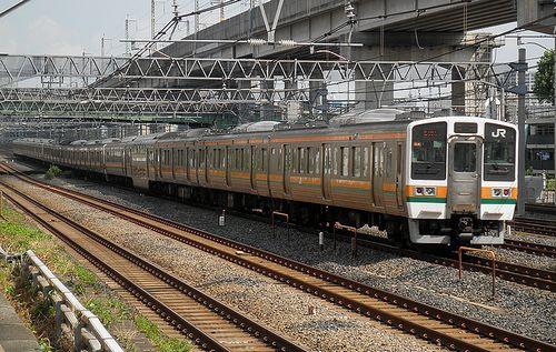 高タカ211系「C9」編成(東十条駅・2012年8月5日)