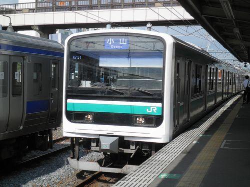 水カツE501系「K751」編成(2013年6月24日・下館駅)