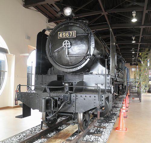 49671号機(真岡・SLキューロク館 2013年6月24日)