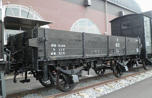 ト60(真岡・SLキューロク館 2013年6月24日)