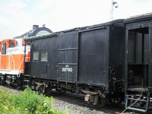 ワフ29760(真岡鐵道真岡駅・2013年6月24日)