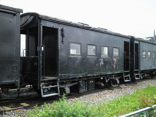 ヨ14594(真岡鐵道真岡駅・2013年6月24日)