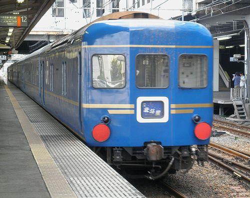 試9502列車(小山駅、2013年6月24日)