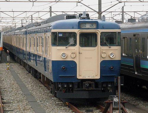 八トタ115系M40編成(2013年7月22日・豊田車両センター)