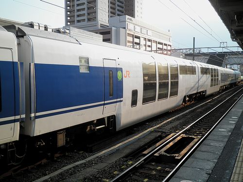 サロハ371-1(静シス)(沼津駅・2013年8月4日)1