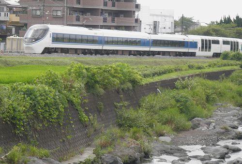 静シス371系「富士山トレイン371」(富士岡~岩波間・2013年8月4日)1