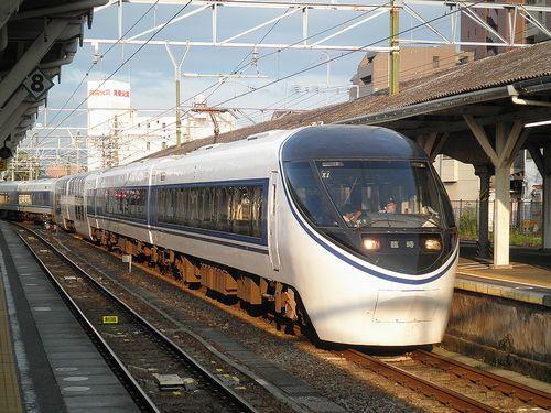 静シス371系「富士山トレイン371」(沼津駅・2013年8月4日)1