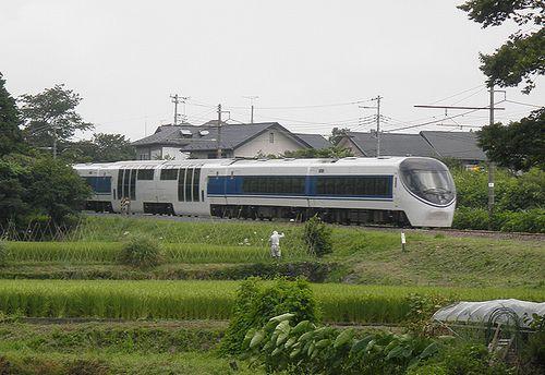 静シス371系「富士山トレイン371」(富士岡~岩波間・2013年8月4日)2