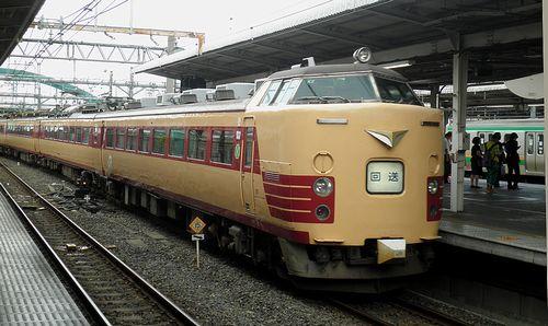 新ニイ485系「K2」編成(大宮駅・2013年9月2日)3