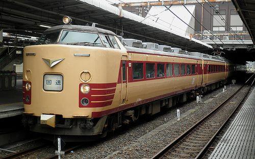 新ニイ485系「K2」編成(大宮駅・2013年9月2日)1