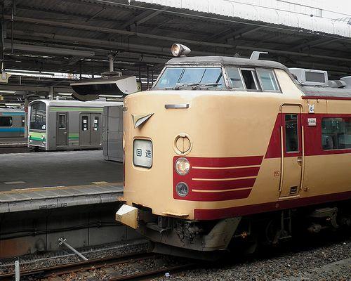 新ニイ485系「K2」編成(大宮駅・2013年9月2日)2