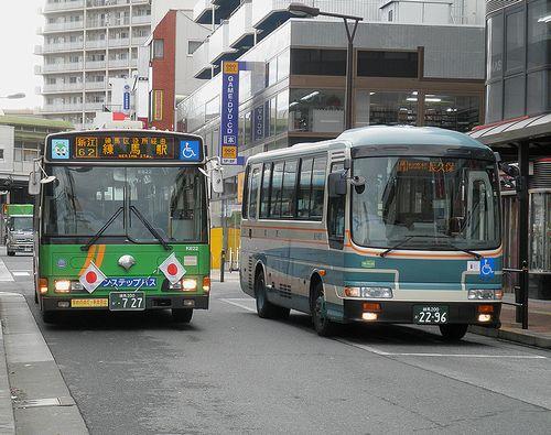 都営バス「新江62系統」(2013年9月16日・大泉学園駅北口)