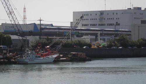 首都高速道路1号羽田線・羽田可動橋(2013年9月19日)3