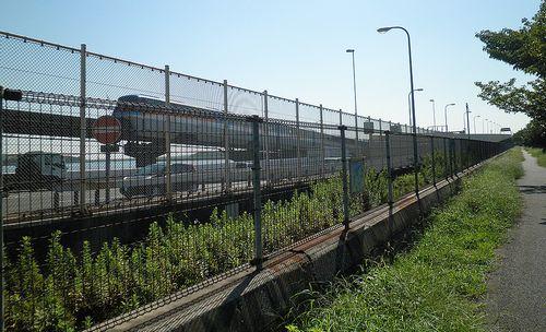 首都高速道路1号羽田線・羽田可動橋(2013年9月19日)8