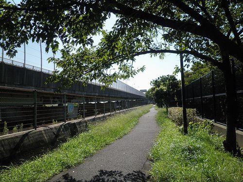 首都高速道路1号羽田線・羽田可動橋(2013年9月19日)7