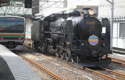 C61 20(2013年8月14日・高崎駅)