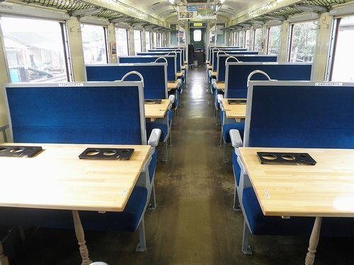 いすみ鉄道キハ28 2346車内(2013年10月6日)