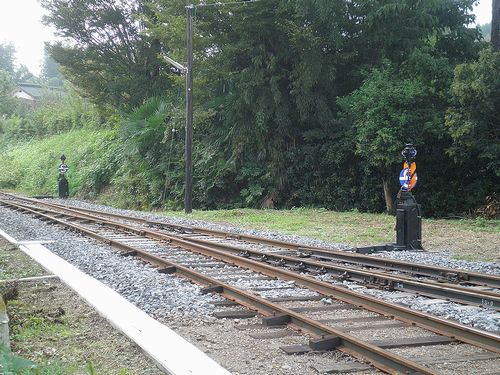 小湊鉄道里見駅(2013年10月6日)4